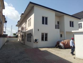 Nicely Built 3 Bedroom Terraced Duplex with B/q, Ologolo Estate, Lekki, Lagos, Terraced Duplex for Rent
