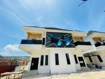 4 Bedrooms Semi-detached Duplex with Bq, Lekki Phase 2, Lekki, Lagos, Semi-detached Duplex for Sale