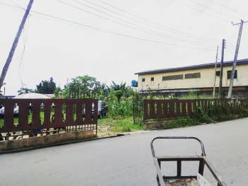 Undeveloped Land on a Major Road Measuring 1537.15sqm, Port Harcourt - Aba Expressway, By Artillery, Port Harcourt, Rivers, Mixed-use Land for Sale