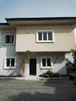 Serviced 4 Bedroom Terraced Duplex, Osapa-london, Osapa, Lekki, Lagos, Terraced Duplex for Rent