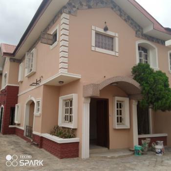 Luxury Finished & Spacious 4 Bedroom Duplex + Mini-flat Bq, Gra Phase 2, Magodo, Lagos, Semi-detached Duplex for Rent