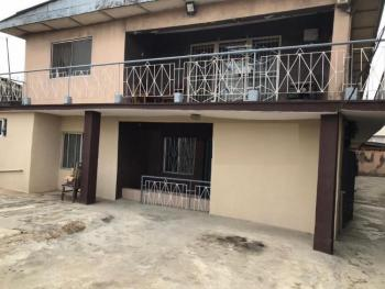 Block of 4 Units of 2 Bedrooms Flat on 500sqm, Aguda, Surulere, Lagos, Block of Flats for Sale