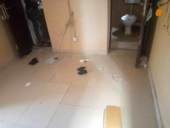 a Room Self-contained, By Sangotedo Market, Sangotedo, Ajah, Lagos, Self Contained (single Rooms) for Rent