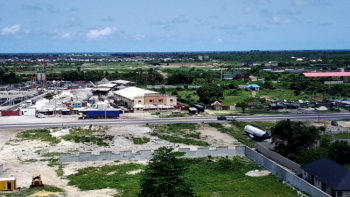 Own a Fast Appreciable Dry Land  C of O, Eleko, Ibeju Lekki, Lagos, Commercial Land for Sale