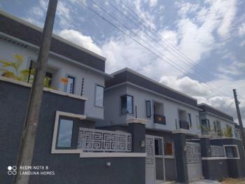 Luxury 4 Bedroom Semi Detached, Lekki Palm Opposite Thomas Estate, Ajah, Lagos, Semi-detached Duplex for Rent