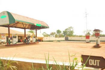 Functional Filling Station, Aviele, Benin - Auchi Expressway, Auchi, Etsako West, Edo, Filling Station for Sale