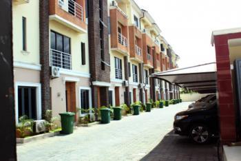 4 Bedroom Terrace, Michele Court ( M4) B I S Drive Millenium Homes, Oniru, Victoria Island (vi), Lagos, Terraced Duplex Short Let