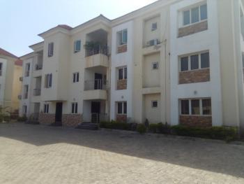 Service 3 Bedroom Flat with Bq, Generator., Jabi District, Jabi, Abuja, Flat for Rent