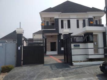 4 Bedroom Duplex with Bq, Lekki County Homes Estate, Ikota, Lekki, Lagos, Semi-detached Duplex for Rent