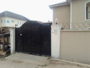 a Clean & Exotic Building of 2 Nos 3 Bedroom Flats, Up and Down, Off Ola Street, Ayo Alabi Road, Mobil Bus-stop, Oke-ira, Ogba, Ikeja, Lagos, Block of Flats for Sale