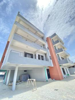Newly Built 3 Bedroom Apartments with 24 Hours Security, Light and Water, Lekki, Ikate Elegushi, Lekki, Lagos, Block of Flats for Sale