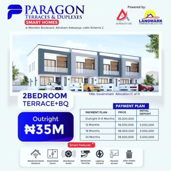 Do You Know That Owning a Home at Off-plan Stage Is The Best?, Paragon Luxury and Smart Homes, By Abraham Adesanya., Okun-ajah, Ajah, Lagos, Terraced Duplex for Sale