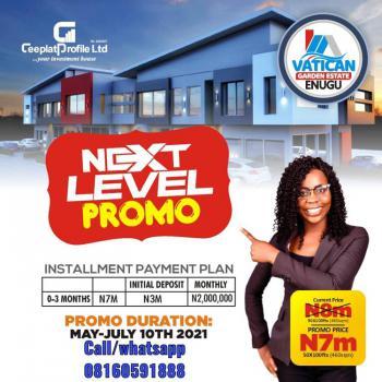Land, Vatican Garden, Enugu, Enugu, Residential Land for Sale
