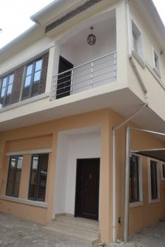 Luxury 4 Bedroom Semidetached Duplex with Bq, Chevron Drive, Lekki, Lagos, Semi-detached Duplex for Rent