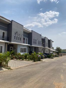 Beautiful 3 Bedrooms Terraced Duplex, The Brookshore Residence, Gwarinpa, Abuja, Terraced Duplex for Sale