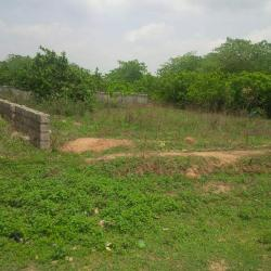 Strategically Located Dwarf Fenced Buildable Residential Plot, Opposite Unique Estate By Aduive School, Jahi, Abuja, Residential Land for Sale