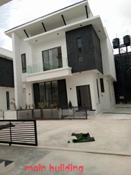 Newly  5 Bedrooms Fully Detached  Duplex, Lekki Palm Estate, Ajah, Lagos, Detached Duplex for Sale