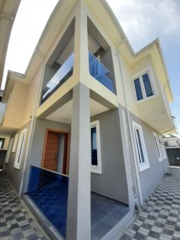 5 Bedrooms Fully Detached Duplex with Bq at a Secure Estate, 2nd Tollgate Axis, Lekki Phase 2, Lekki, Lagos, Detached Duplex for Sale