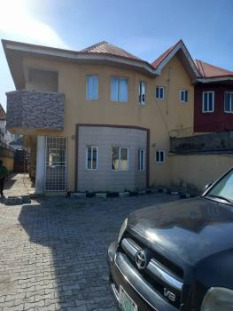 4 Bedrooms Duplex Alone in The Compound, in an Estate on Alpha Beach Road, Lekki, Lagos, Semi-detached Duplex for Rent