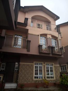 Luxury 4 Bedroom Duplex with a Bq, Maryland, Lagos, Terraced Duplex for Rent