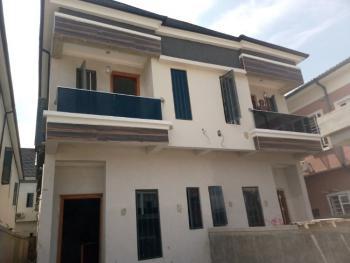 Luxury 4 Bedroom Semi Detached Duplex with Great Space, Big Bq., Chevron, Lekki, Lagos, Semi-detached Duplex for Sale