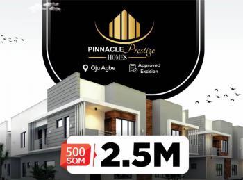 Estate Land with Excision Title, Oju Agbe Near Ibeju International Airport, Ibeju Lekki, Lagos, Residential Land for Sale