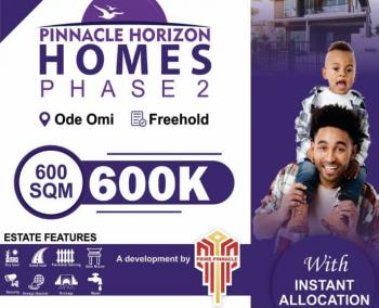 Affordable Estate Land, Close to Lagos Free Zone Road, Ibeju Lekki, Lagos, Residential Land for Sale