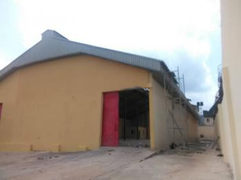 a Newly Built Spacious Massive Warehouse of 780 Square Meter Size, Kubwa, Abuja, Warehouse for Sale