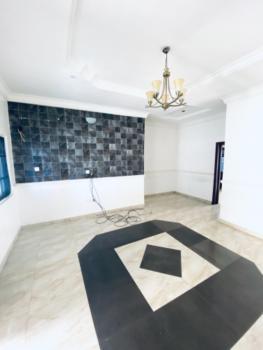 Clean 3bedroom Flat Upstairs, By Cadogan Estate Road, Osapa, Lekki, Lagos, Flat for Rent