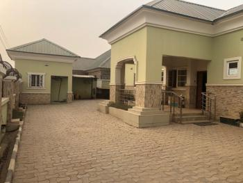 3 Bedroom Bungalow with 2 Room Bq, Lugbe District, Abuja, Detached Bungalow for Sale
