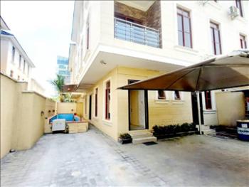 Distress: 4 Bedroom Semi Detached House with Bq, Pool, Generator, Mojisola Onikoyi Estate, Ikoyi, Lagos, Semi-detached Duplex for Sale