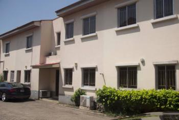 Unserviced 3 Bedroom Terraced Duplex, Parkview, Ikoyi, Lagos, Terraced Duplex for Sale