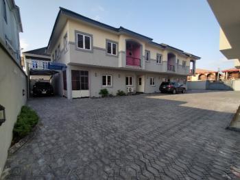 4bedroom Terrace Duplex, Atlantic View Estate Off New Road, Igbo Efon, Lekki, Lagos, Terraced Duplex for Rent