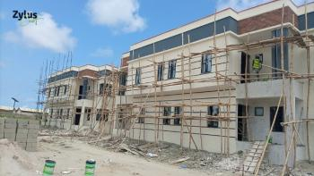 Amazing 3 Bedroom Semi-detached Duplex with Bq for Grabs., 100% Topnotch Luxury Design Homes, Few Minutes From Novare Mall, Bogije, Ibeju Lekki, Lagos, Flat for Sale