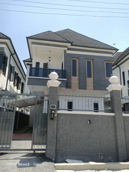 Brand 5 Bedroom Fully Detached Duplex, Chevyview Estate Chevron, Lekki, Lagos, Detached Duplex for Rent