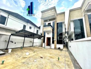 Brand New 5 Bedrooms +1 Bq Fully Detached Duplex, Osapa, Lekki, Lagos, Detached Duplex for Sale