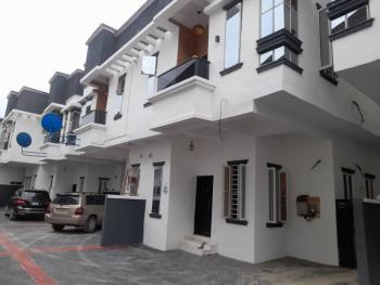 Serviced 4 Bed Terraced Duplex in a Secured Eatate, Ikota Gra, Ikota, Lekki, Lagos, Terraced Duplex for Rent