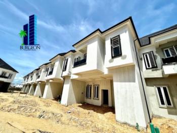 Brand New 4 Bedrooms +1 Bq Terraced Duplex, Orchid Road, 2nd Tollgate, Lekki, Lagos, Terraced Duplex for Sale