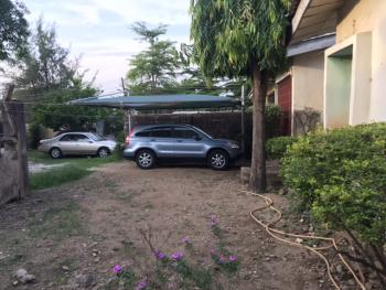 Old Demolishable 3 Bedrooms Bungalow with Massive Space, Off Olusegun Obasanjo Way, Wuse, Abuja, Semi-detached Bungalow for Sale