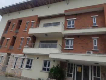 a Prime 3 Bedroom Apartment with 1 Room Service Quaters, Osborne, Ikoyi, Lagos, Flat for Rent