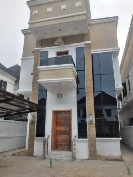 5 Bedroom Fully Detached Masterpiece with 1 Room Bq, Osapa, Lekki, Lagos, House for Sale
