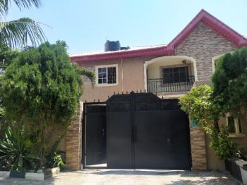 3bedroom Upstairs( 2 People in a Compound, Atlantic View Estate, Igbo Efon, Lekki, Lagos, Flat for Rent