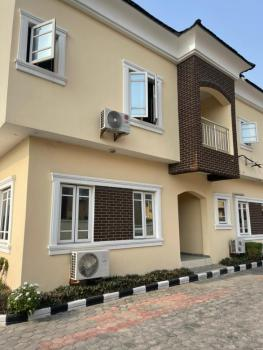 4units of 4bedrooms Terrace Duplex with Bq Within Mini Estate, Ikate, Lekki Phase 1, Lekki, Lagos, Terraced Duplex for Rent