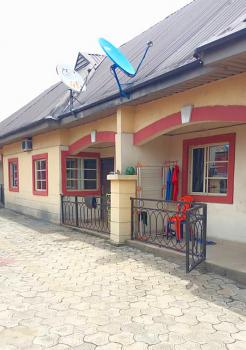 4 Units of 1 Bedroom Semi Detached Bungalows on Half Plot of Land, Ada George, Port Harcourt, Rivers, Semi-detached Bungalow for Sale