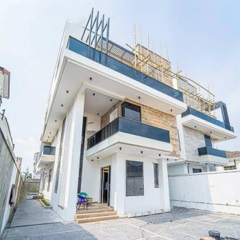 Super Luxury 5 Bedroom Fully Detached Duplex with Bq Available, Freedom Way, Lekki Phase 1, Lekki, Lagos, Detached Duplex for Sale