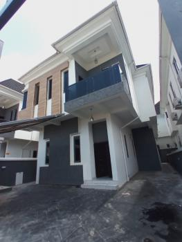 5 Bedroom Fully Detached Duplex with Bq, Chevron, Chevron Alternative, Lekki, Lagos, Detached Duplex for Rent