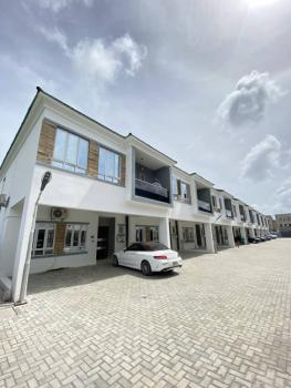 Luxury 4 Bedroom Terrace Duplex with Pool, Gym & Play Area, Ikate Elegushi, Lekki, Lagos, Terraced Duplex for Sale