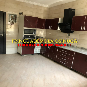 Practical & Serviced 4 Bedroom Terrace House (no Bq) + Pool, Ikoyi, Lagos, Terraced Duplex for Rent