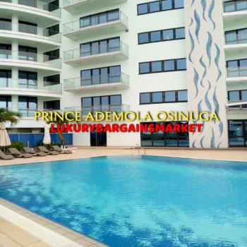 Best & Large Waterfront 1 Bedroom + Living Room + Sauna  + Gym + Pool, Victoria Island Extension, Victoria Island (vi), Lagos, Flat Short Let