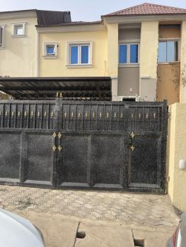 a Tastefully Finished 3 Bedroom Terrace Duplex, Naf/asokoro, Asokoro District, Abuja, Terraced Duplex for Rent